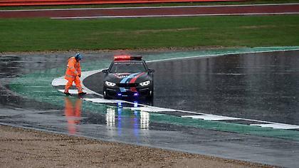 Ματαιώθηκε το Moto GP του Σίλβερστοουν λόγω βροχής