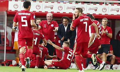 LIVE: Ολυμπιακός-Λεβαδειακός 1-0 (Τελικό)