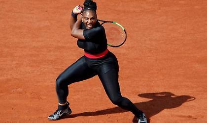 Η Σερένα Γουίλιαμς «σπάει» το κλισέ της κλασικής εμφάνισης του τένις (pic&vid)