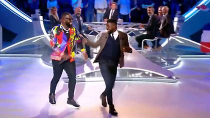 Το' ριξε στο χορό ο Ουμτιτί (video)