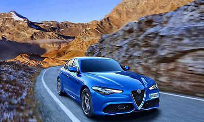 Alfa Romeo Giulia Veloce (εις το τετράγωνο)