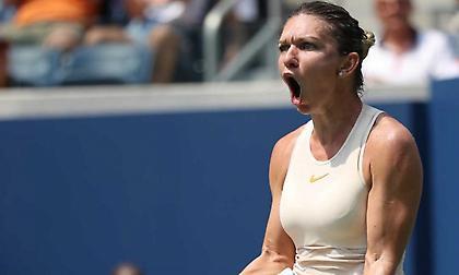 Αποκλεισμός-σοκ για Χάλεπ στην πρεμιέρα της στο US Open!