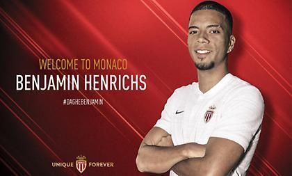 Ανακοίνωσε Χένριξ η Μονακό