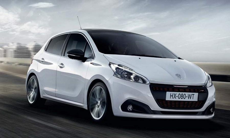 To Peugeot 208 στη νέα έκδοση GT Line