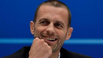Τσέφεριν: «Όχι VAR φέτος στο Champions League, μάλλον του χρόνου»