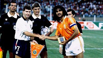 Ο αρχηγός Ρουντ Γκούλιτ και η ανταρσία λόγω Κρόιφ που στέρησε το Παγκόσμιο Κύπελλο 1990