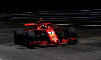 Poleman o Κίμι, θρίαμβος για τη Ferrari στη Μόντσα