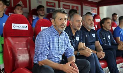 Πετράκης: «Με πέντε γκολ δεν πρέπει να μιλάς»