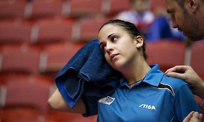 Οι θέσεις των Ελλήνων αθλητών πινγκ πονγκ στους διεθνείς πίνακες αξιολόγησης Σεπτεμβρίου