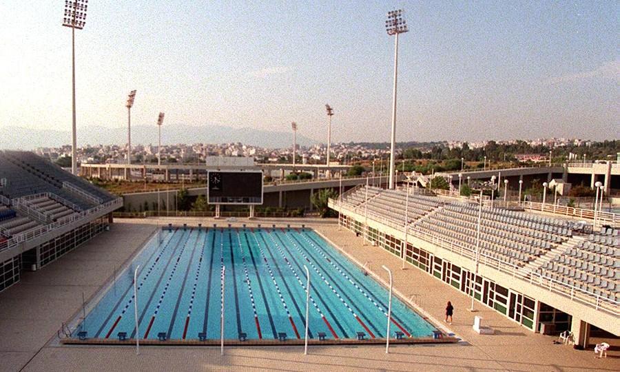 Συναδινός: «Το κολυμβητήριο του Ολυμπιακού χωριού θα γίνει το σπίτι της ελληνικής υδατοσφαίρισης»