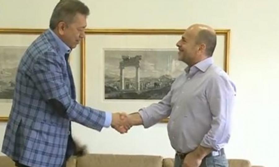 Αποκάλυψη ΣΠΟΡ FM: Ολοκληρώθηκε η συμφωνία Αλαφούζου – Παϊρόζ