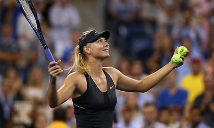 Αποκλείστηκε από το US Open η Μαρία Σαράποβα