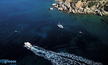 Το Swim Around Spetses επέστρεψε δυναμικά