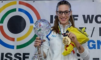 Κορακάκη: «Αισθάνομαι υπέροχα για αυτή την νίκη»