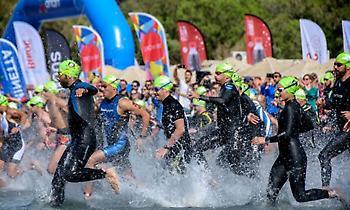 Το XTERRA OpenWater Swimming Challenge ακόμη πιο δυνατό, στη Βάρκιζα