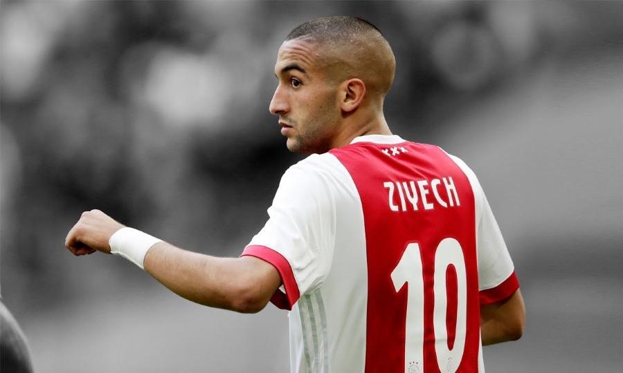 Παίκτης της χρονιάς στην Ολλανδία ο Ζίγιεχ