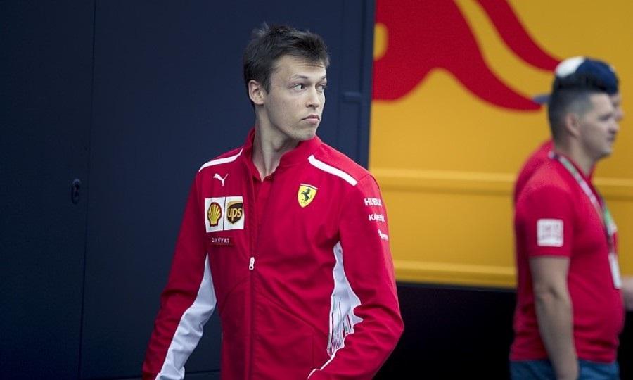 Ανοιχτό το ενδεχόμενο της επιστροφής του Κβίατ στην Toro Rosso