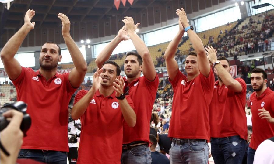Η κλήρωση του Ολυμπιακού στο LEN Champions League (Live Streaming)