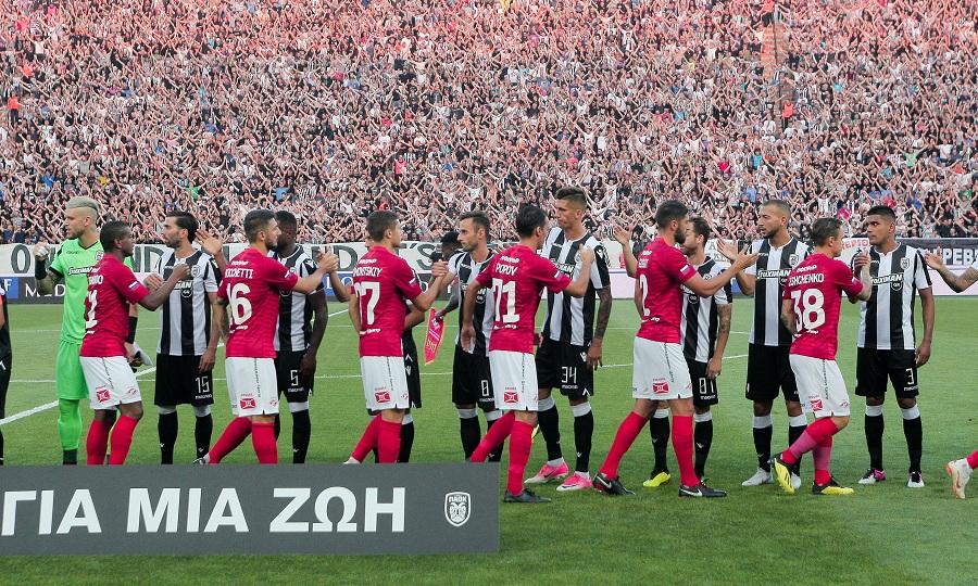 Απορρίφθηκε από την UEFA η καταγγελία της Σπαρτάκ για τον ΠΑΟΚ!