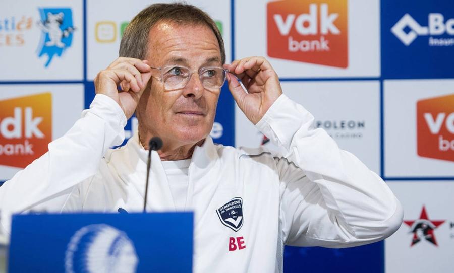 Ανακοίνωσε νέο αθλητικό διευθυντή και... προπονητή η Μπορντό