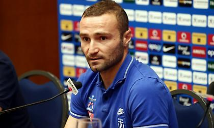 Σαλπιγγίδης στον ΣΠΟΡ FM για το Nations League: «Η Εθνική μας είναι το φαβορί στην κατηγορία της»