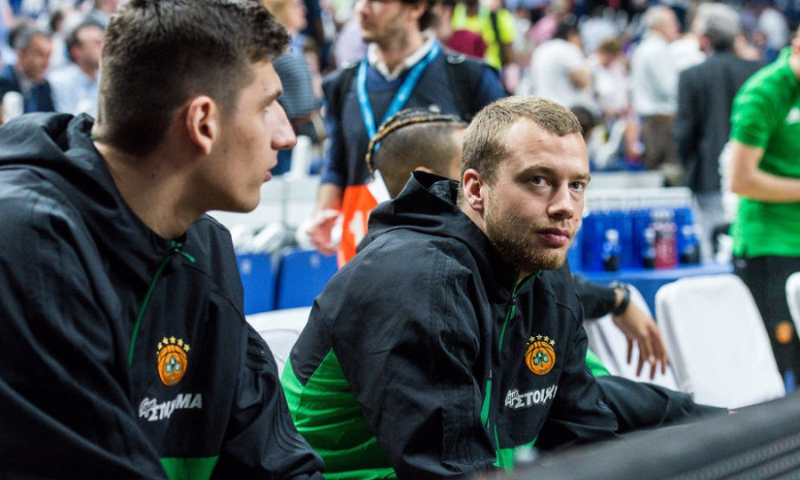 Λεκαβίτσιους: «Θα είχα φύγει από τον Παναθηναϊκό εάν πήγαινε στο Basketball Champions League»