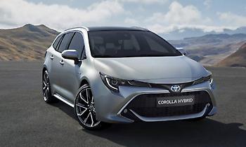 Νέο Toyota Corolla Touring Sports