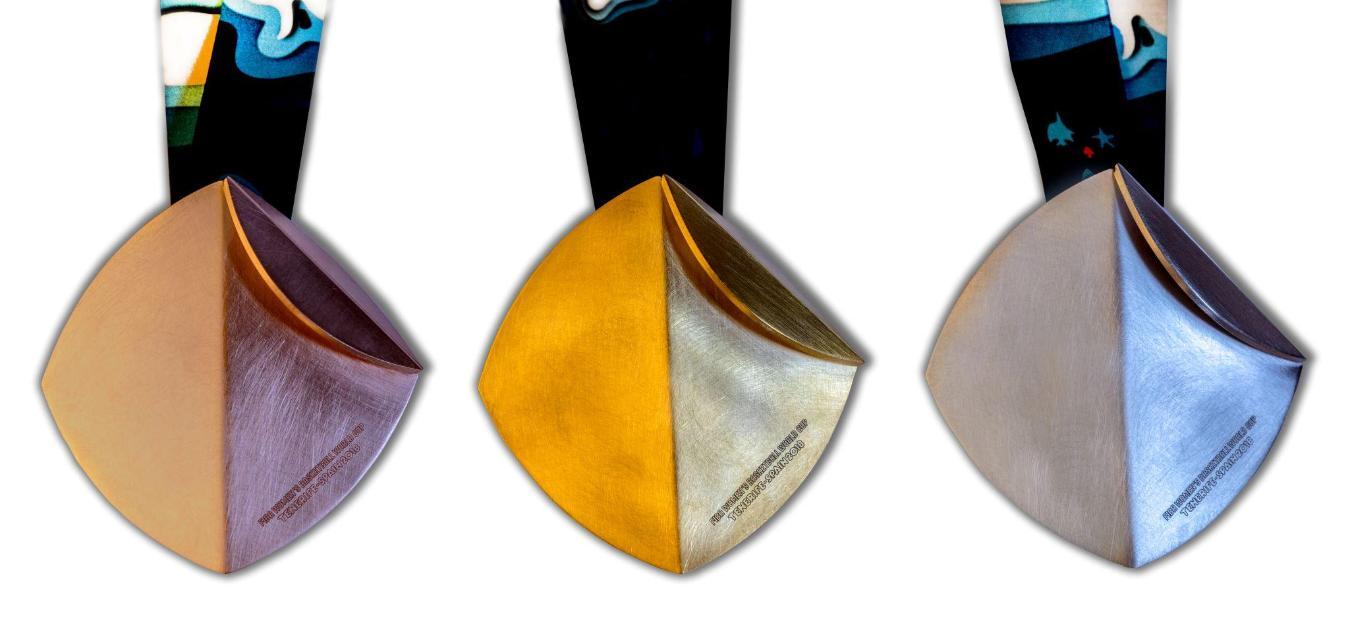 Τα ιδιαίτερα μετάλλια στο Παγκόσμιο Κύπελλο Γυναικών