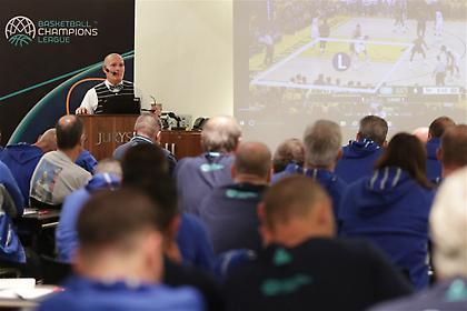 Συνεργασία με το ΝΒΑ από τη FIBA στο σεμινάριο διαιτητών του Basketball Champions League