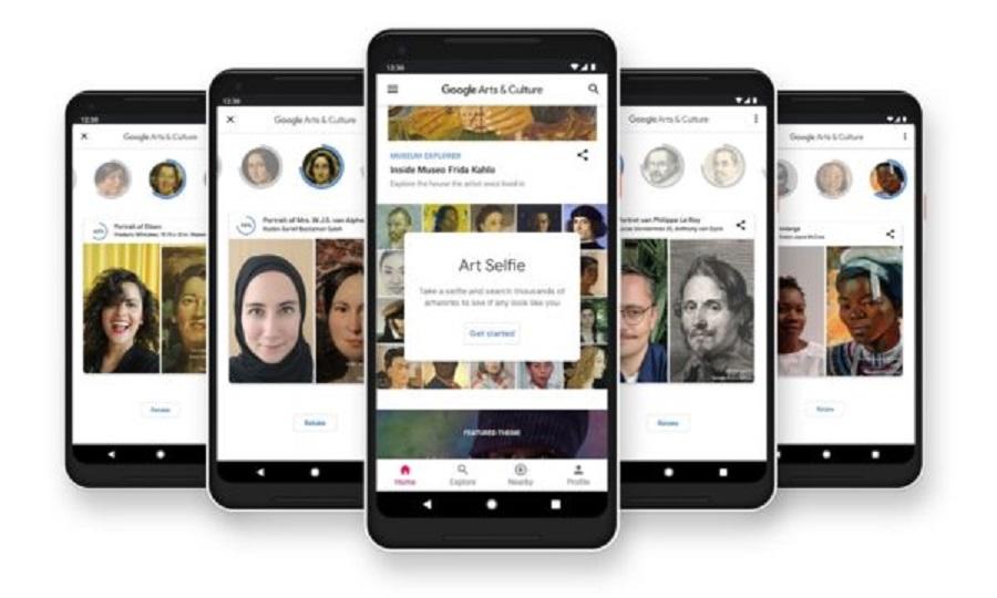 Google: Μια νέα της εφαρμογή βρίσκει τον… σωσία σας