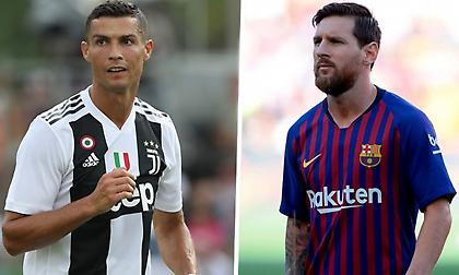 Οι κορυφαίοι του FIFA 19 - Τι γίνεται στη «μάχη» Ρονάλντο με Μέσι