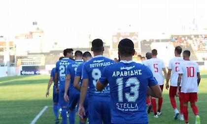 Φιλική νίκη του ΟΦΗ επί του Πλατανιά με 2-0