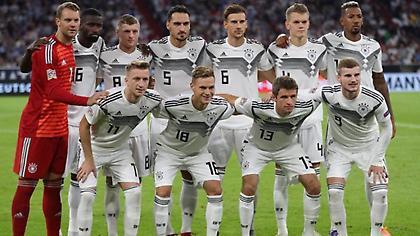 Νέο «χρυσό» deal με Adidas για εθνική Γερμανίας