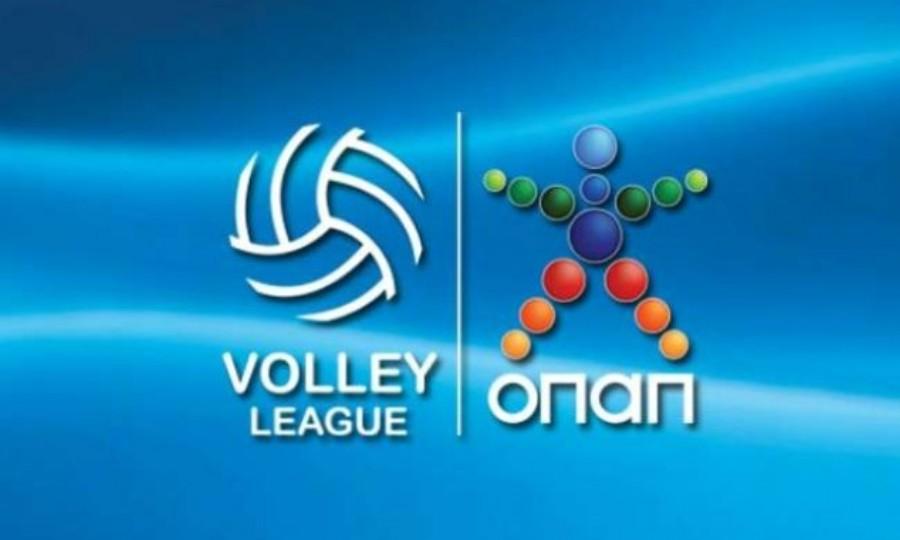 Φουλ ντέρμπι στην αρχή της Volley League