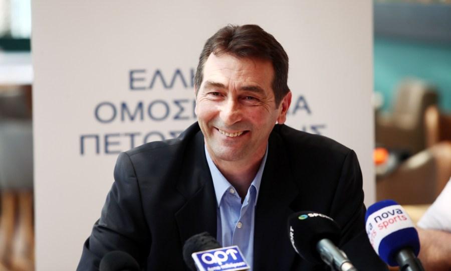 Ανδρεόπουλος: «Δύσκολο ξεκίνημα, θα είμαστε έτοιμοι»