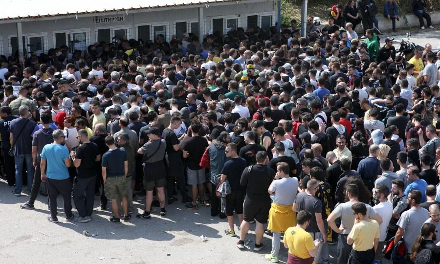 Τέλος στα εισιτήρια για το παιχνίδι της ΑΕΚ με τον Άγιαξ