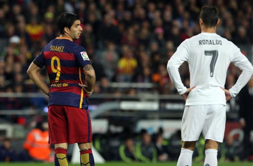 Σουάρεζ: «Δεν περίμενα να φύγει ο Ρονάλντο»