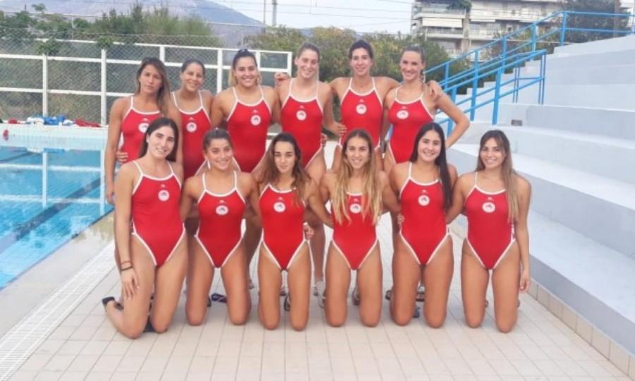 «Πρώτη» για το γυναικείο πόλο του Ολυμπιακού