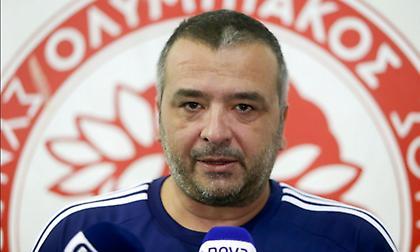 Κοβάτσεβιτς: «Οι στόχοι παραμένουν και φέτος υψηλοί»