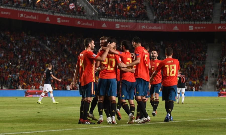 Ισοπέδωσε την Κροατία η Ισπανία! (video)
