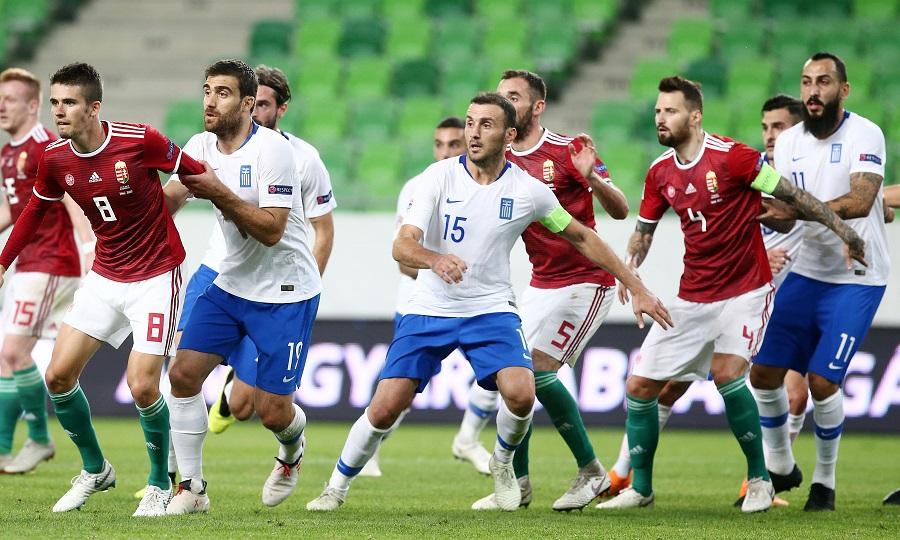 Έτσι ηττήθηκε η Ελλάδα από την Ουγγαρία (video)