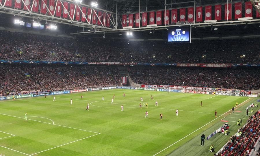 Sold out σε όλα τα παιχνίδια του Άγιαξ στο Champions League!