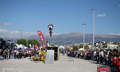 Extreme Stunt Shows στο 13ο Motor Festival της Κορίνθου