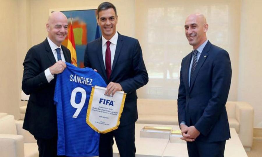 Θέτει υποψηφιότητα για EURO 2028 και Μουντιάλ 2030 η Ισπανία