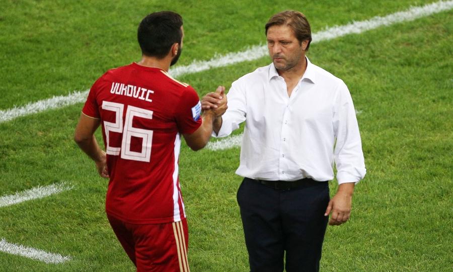 Ετοιμοπόλεμος ο Βούκοβιτς, παίζει με Αστέρα Τρίπολης