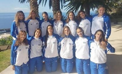 Στα προημιτελικά του Ευρωπαϊκού η Εθνική Νέων γυναικών στο πόλο!