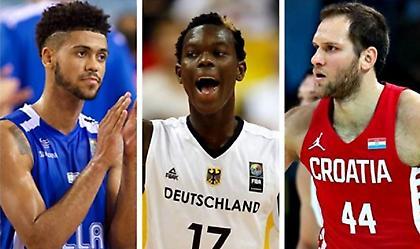 Αυτοί είναι οι NBAers που θα παίξουν στα προκριματικά!