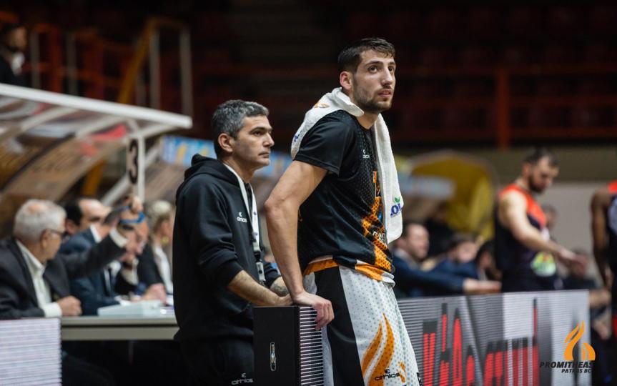 Σαλούστρος στο sportfm.gr: «Όσα χρόνια με κρατάνε τα πόδια μου δεν θα σταματήσω να μάχομαι»
