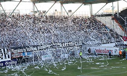 Το «Γεντί Κουλέ» γιορτάζει την επιστροφή του ΟΦΗ στη Super League (pics)