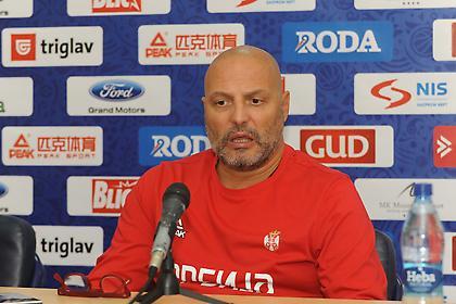 Τζόρτζεβιτς: «Δίκαια μας νίκησε η Ελλάδα. Θα αντιδράσουμε»
